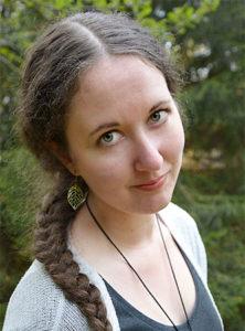 Linnea Dunér, författarporträtt