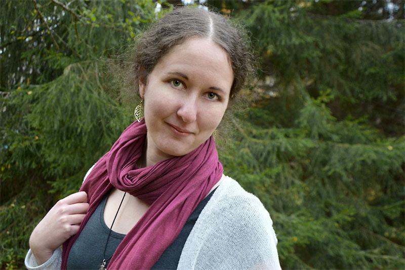 Linnea Dunér, författare på Humle förlag